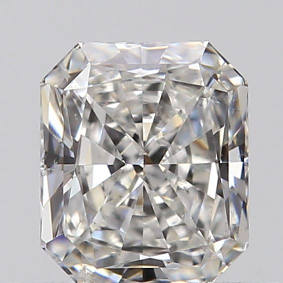 0.40 Carat Radiant Loose Diamond, G, VS2, Excellent, GIA Certified