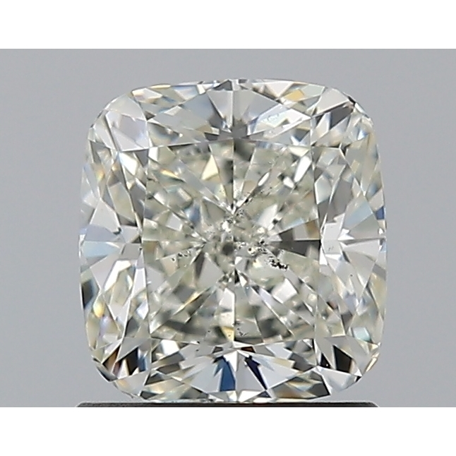 1.21 Carat Cushion Loose Diamond, K, SI1, Excellent, GIA Certified