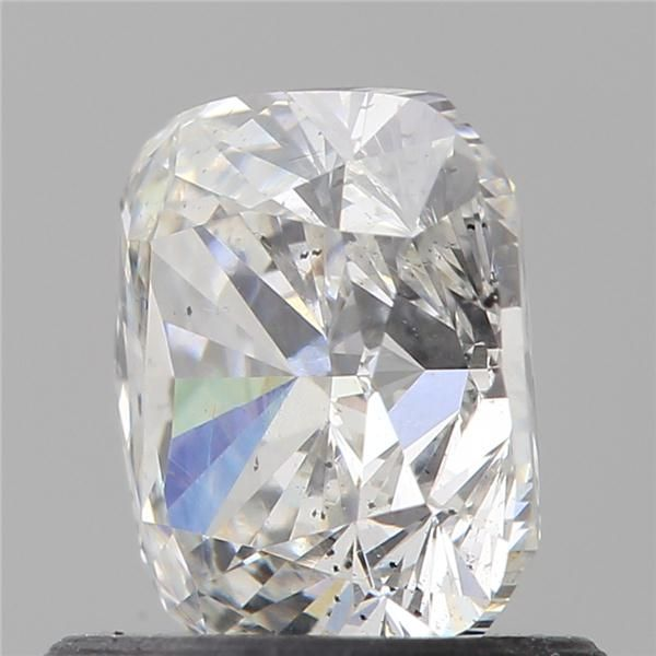 0.96 Carat Cushion Loose Diamond, D, SI1, Excellent, GIA Certified