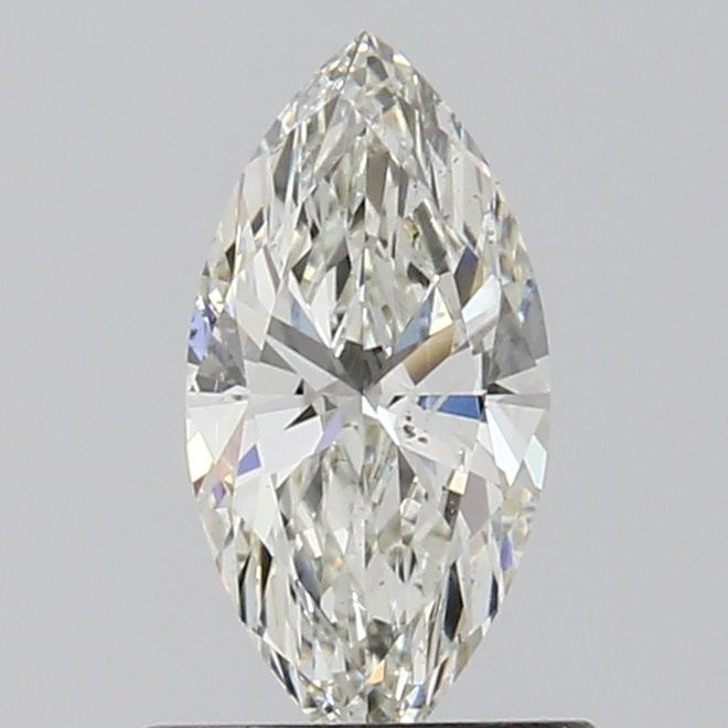 0.60 Carat Marquise Loose Diamond, I, SI1, Super Ideal, GIA Certified