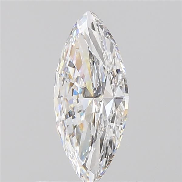 0.60 Carat Marquise Loose Diamond, D, VS1, Super Ideal, GIA Certified