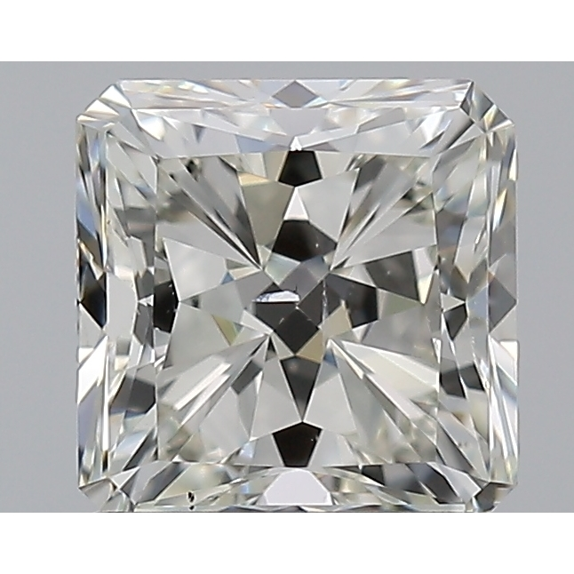1.20 Carat Radiant Loose Diamond, I, SI1, Ideal, GIA Certified