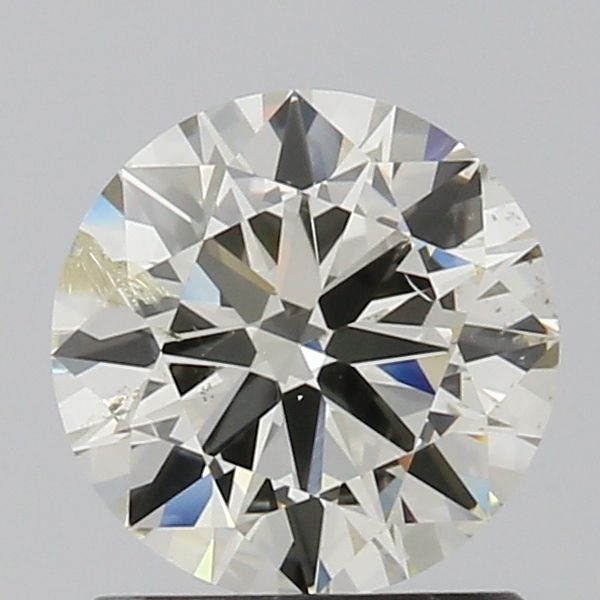 1.01 Carat Round Loose Diamond, M, I1, Excellent, GIA Certified