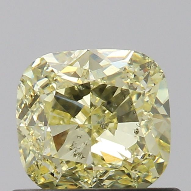 0.65 Carat Cushion Loose Diamond, , SI2, Excellent, GIA Certified
