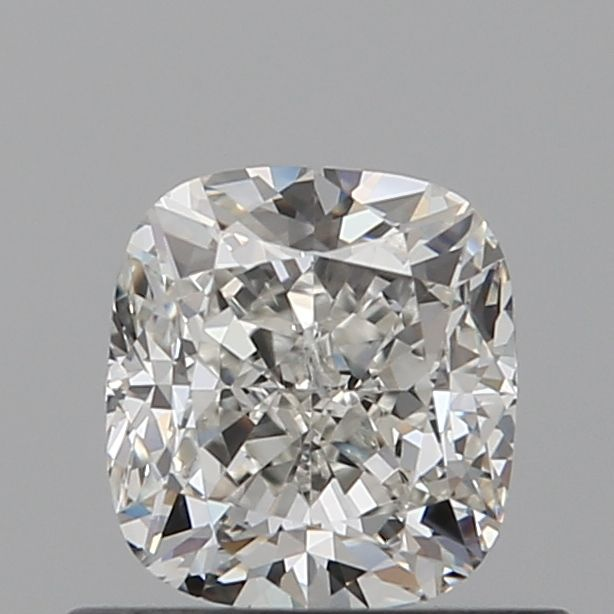 0.70 Carat Cushion Loose Diamond, J, I1, Excellent, GIA Certified