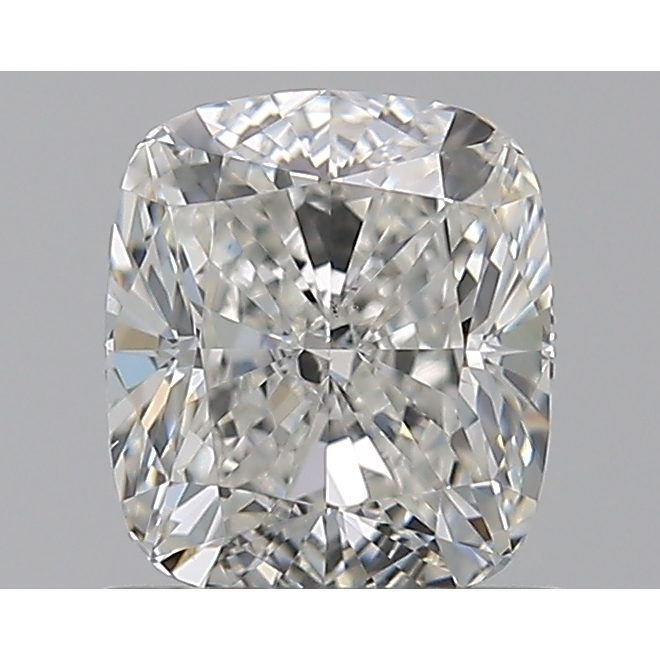 1.01 Carat Cushion Loose Diamond, H, VS2, Excellent, GIA Certified