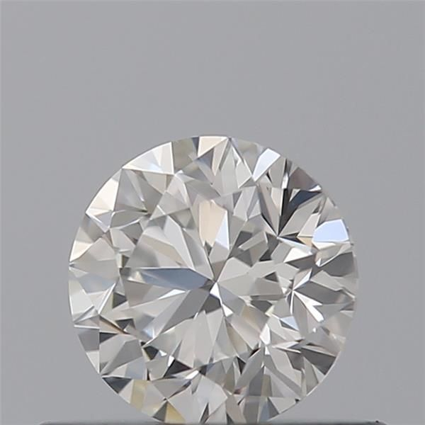 0.40 Carat Round Loose Diamond, G, VS2, Excellent, GIA Certified