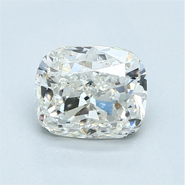 1.01 Carat Cushion Loose Diamond, I, VS1, Excellent, GIA Certified