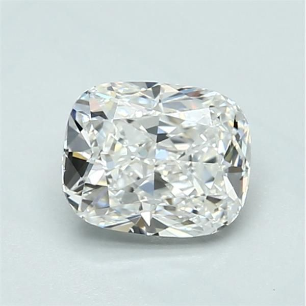 1.01 Carat Cushion Loose Diamond, F, VS2, Excellent, GIA Certified