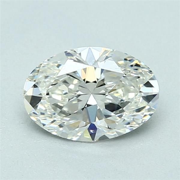 1.01 Carat Oval Loose Diamond, I, IF, Super Ideal, GIA Certified