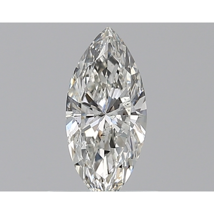0.39 Carat Marquise Loose Diamond, H, SI1, Super Ideal, GIA Certified