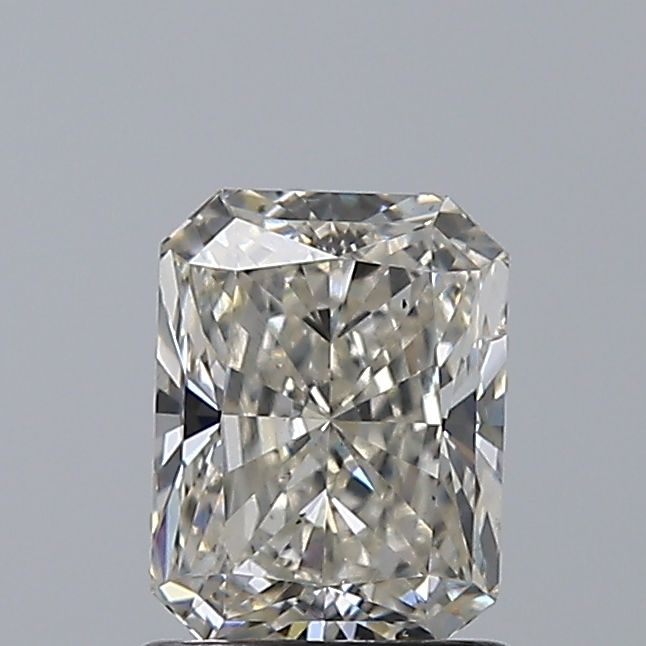 1.20 Carat Radiant Loose Diamond, H, SI1, Excellent, GIA Certified