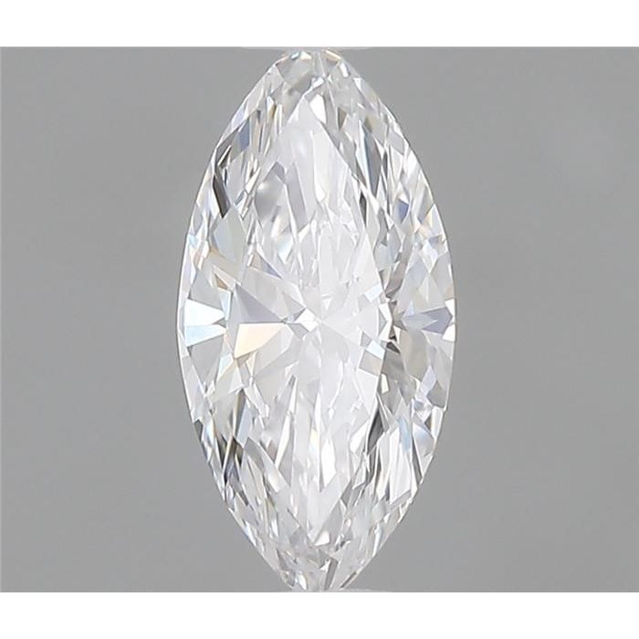 0.35 Carat Marquise Loose Diamond, D, IF, Super Ideal, GIA Certified