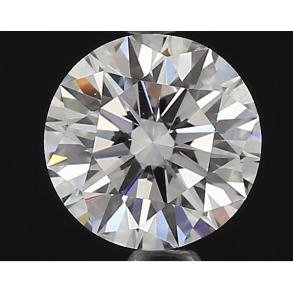 1.01 Carat Round Loose Diamond, D, VS1, Super Ideal, GIA Certified