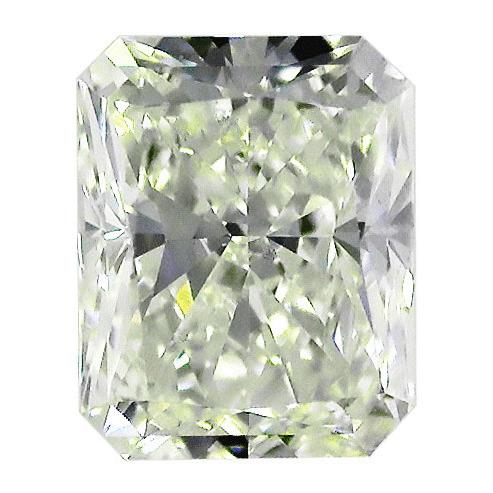 1.01 Carat Radiant Loose Diamond, I, SI1, Ideal, GIA Certified