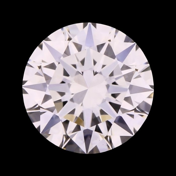 0.23 Carat Round Loose Diamond, E, IF, Ideal, GIA Certified
