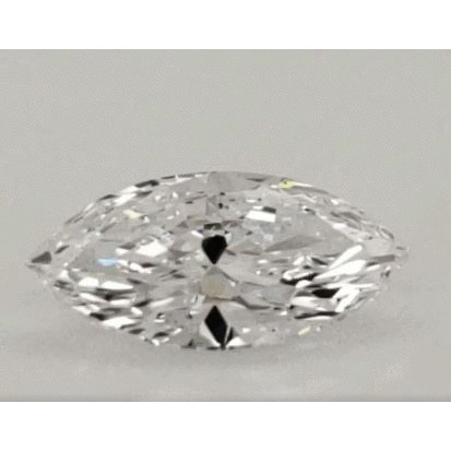 1.77 Carat Marquise Loose Diamond, D, VS2, Ideal, GIA Certified