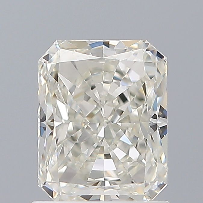 1.01 Carat Radiant Loose Diamond, G, VVS2, Super Ideal, GIA Certified