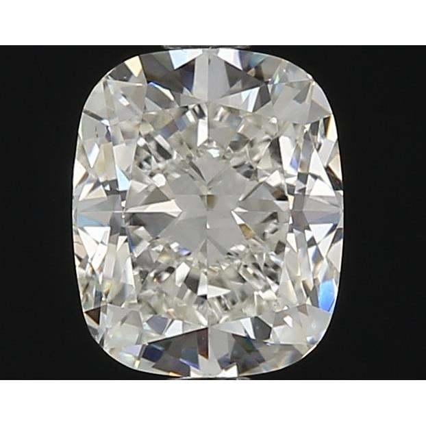 1.03 Carat Cushion Loose Diamond, I, VS2, Ideal, GIA Certified
