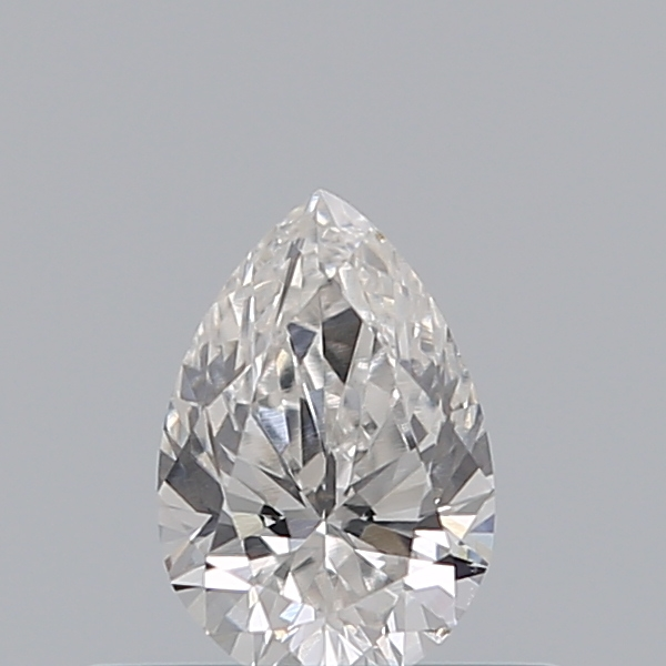 0.30 Carat Pear Loose Diamond, F, VS2, Excellent, GIA Certified