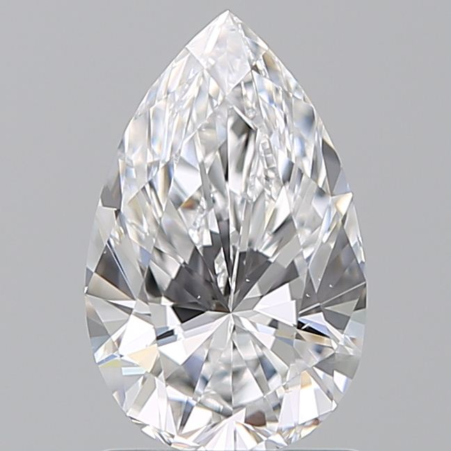 1.20 Carat Pear Loose Diamond, D, VS2, Super Ideal, GIA Certified