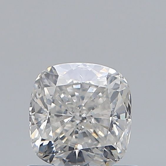 0.70 Carat Cushion Loose Diamond, F, SI1, Super Ideal, GIA Certified