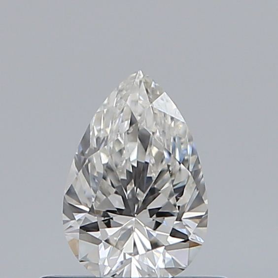 0.42 Carat Pear Loose Diamond, G, VS1, Ideal, GIA Certified