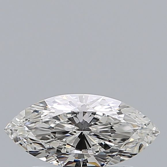 0.50 Carat Marquise Loose Diamond, G, VS1, Ideal, GIA Certified