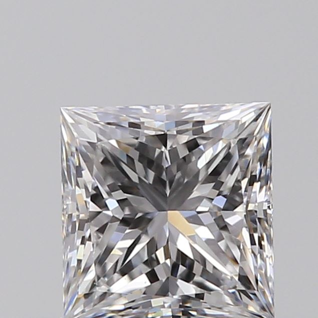 0.41 Carat Princess Loose Diamond, E, VS1, Ideal, GIA Certified