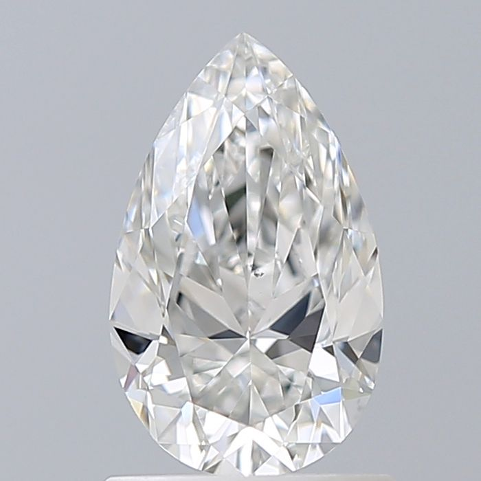 0.90 Carat Pear Loose Diamond, F, VS1, Super Ideal, GIA Certified | Thumbnail