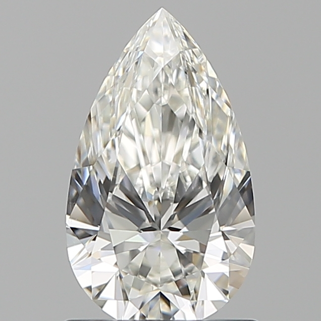1.04 Carat Pear Loose Diamond, G, VS2, Super Ideal, GIA Certified
