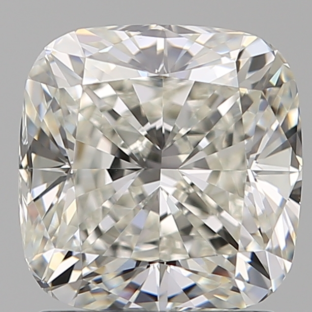 1.61 Carat Cushion Loose Diamond, I, VS1, Super Ideal, GIA Certified