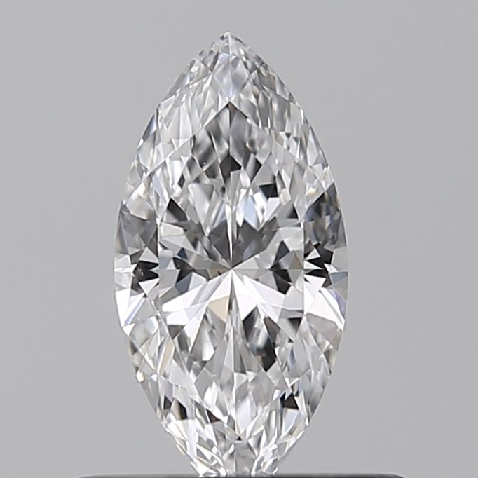 0.36 Carat Marquise Loose Diamond, D, VS1, Super Ideal, GIA Certified