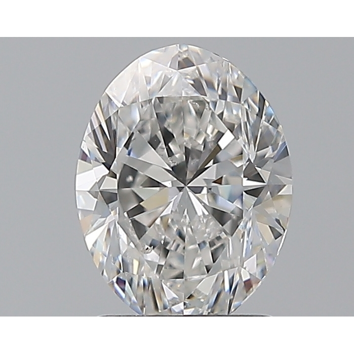 1.50 Carat Oval Loose Diamond, E, SI1, Excellent, GIA Certified