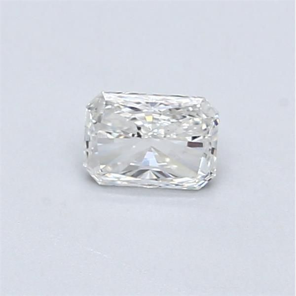 0.32 Carat Radiant Loose Diamond, F, SI2, Excellent, GIA Certified