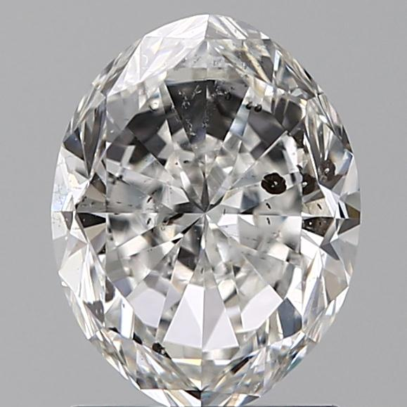 1.50 Carat Oval Loose Diamond, E, SI2, Excellent, IGI Certified | Thumbnail