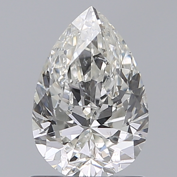 1.00 Carat Pear Loose Diamond, H, SI2, Excellent, IGI Certified | Thumbnail