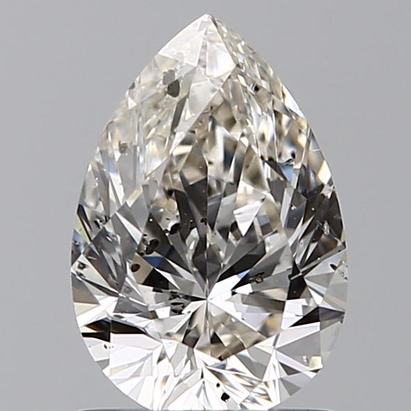1.04 Carat Pear Loose Diamond, I, SI2, Excellent, IGI Certified