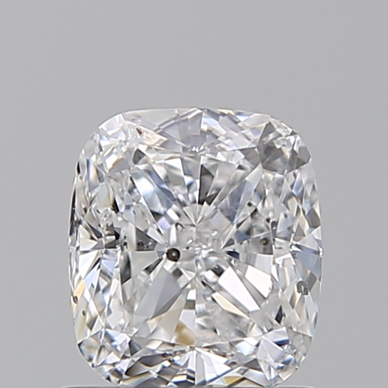1.00 Carat Cushion Loose Diamond, D, SI2, Excellent, IGI Certified | Thumbnail