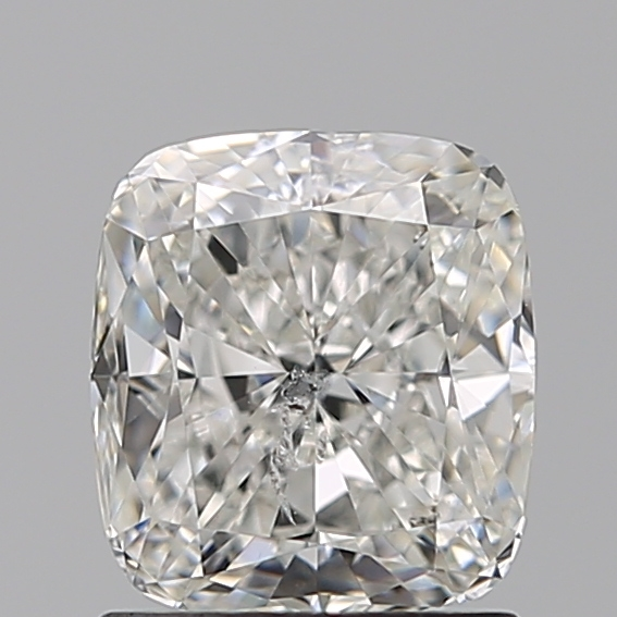 1.20 Carat Cushion Loose Diamond, G, SI2, Ideal, IGI Certified