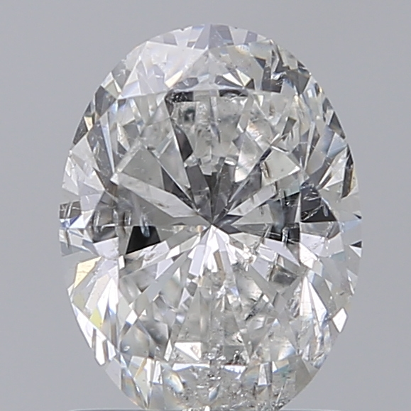 1.20 Carat Oval Loose Diamond, E, SI2, Ideal, IGI Certified