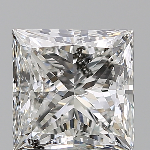 2.00 Carat Princess Loose Diamond, G, SI2, Ideal, IGI Certified