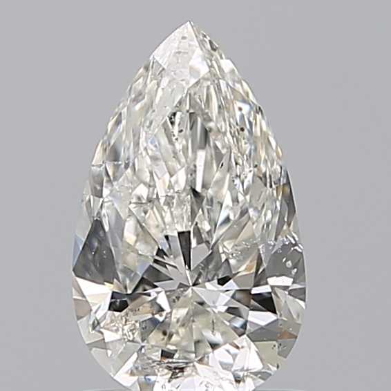 1.00 Carat Pear Loose Diamond, H, SI2, Excellent, IGI Certified