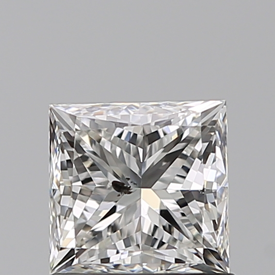 1.01 Carat Princess Loose Diamond, G, SI2, Good, IGI Certified