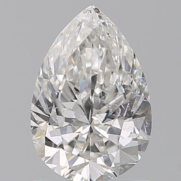 1.00 Carat Pear Loose Diamond, F, SI2, Ideal, IGI Certified