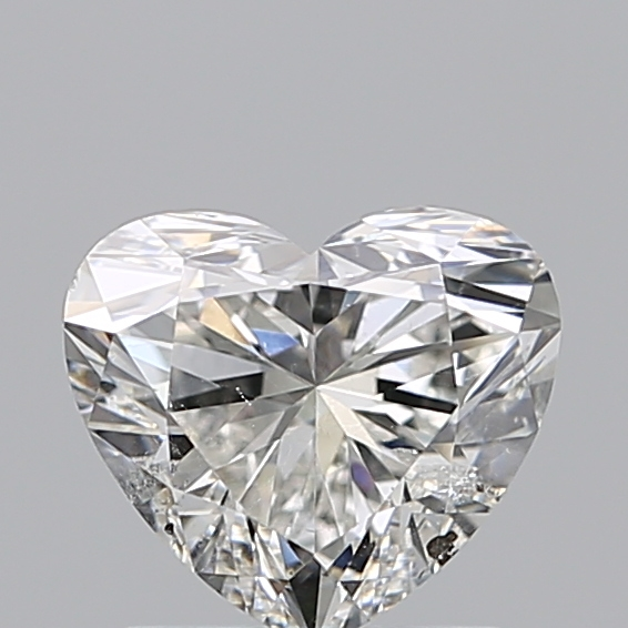 1.07 Carat Heart Loose Diamond, G, SI2, Ideal, IGI Certified