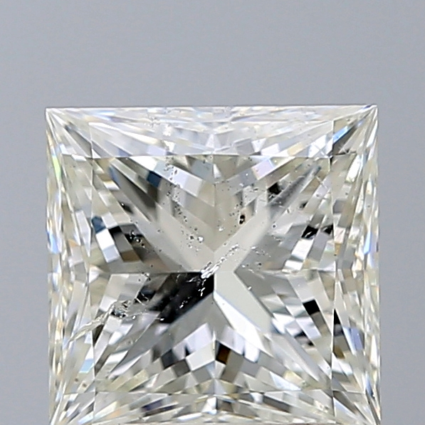2.01 Carat Princess Loose Diamond, I, SI2, Ideal, IGI Certified