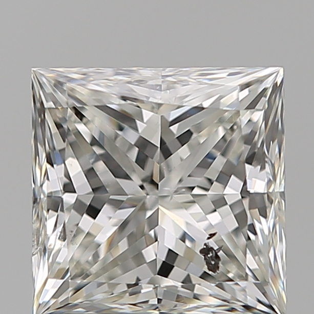 1.21 Carat Princess Loose Diamond, H, SI2, Ideal, IGI Certified