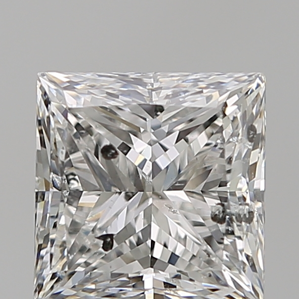 2.00 Carat Princess Loose Diamond, F, SI2, Ideal, IGI Certified