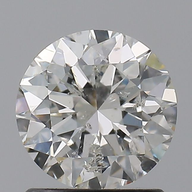 1.03 Carat Round Loose Diamond, H, SI2, Excellent, IGI Certified | Thumbnail